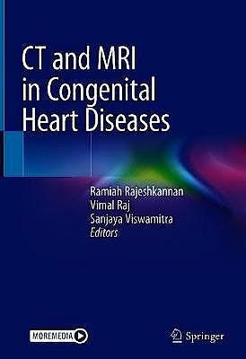 Portada del libro 9789811567544 CT and MRI in Congenital Heart Diseases