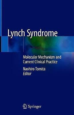 Portada del libro 9789811568909 Lynch Syndrome. Molecular Mechanism and Current Clinical Practice