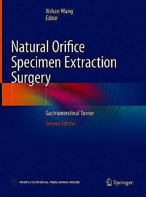 Portada del libro 9789811579240 Natural Orifice Specimen Extraction Surgery. Gastrointestinal Tumor
