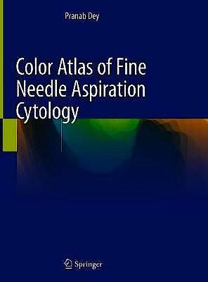 Portada del libro 9789811580321 Color Atlas of Fine Needle Aspiration Cytology