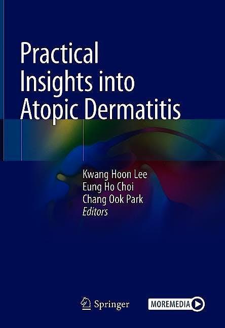 Portada del libro 9789811581588 Practical Insights into Atopic Dermatitis