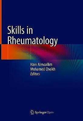 Portada del libro 9789811583223 Skills in Rheumatology