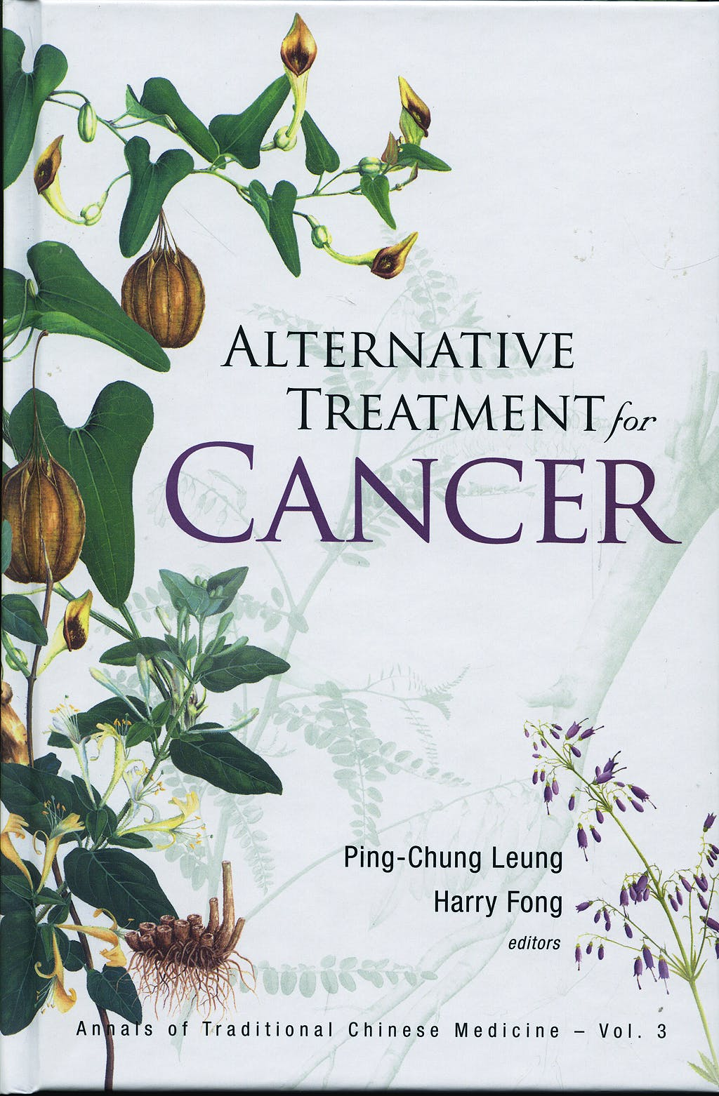 Portada del libro 9789812709295 Alternative Treatment for Cancer