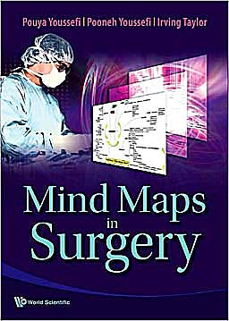 Portada del libro 9789812834362 Mind Maps in Surgery