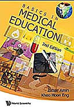 Portada del libro 9789812835383 Basics in Medical Education