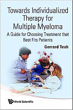 Portada del libro 9789812835796 Towards Individualized Therapy for Multiple Myeloma. a Guide for Choosing Treatment That Best Fits Patients