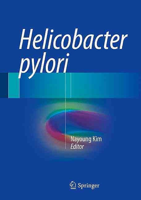 Portada del libro 9789812877055 Helicobacter Pylori