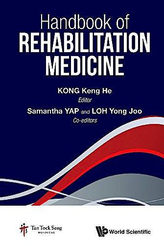 Portada del libro 9789813148710 Handbook of Rehabilitation Medicine