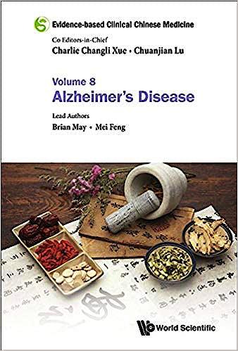 Portada del libro 9789813229976 Evidence-Based Clinical Chinese Medicine, Vol. 8: Alzheimer's Disease