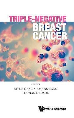Portada del libro 9789813277755 Triple-Negative Breast Cancer