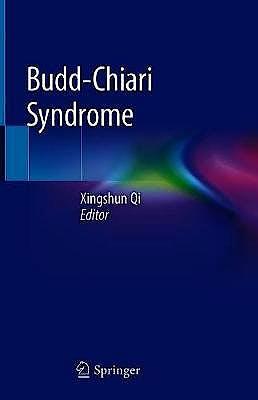 Portada del libro 9789813292314 Budd-Chiari Syndrome