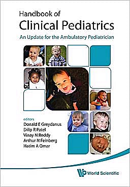 Portada del libro 9789814280495 Handbook of Clinical Pediatrics. an Update for the Ambulatory Pediatrician