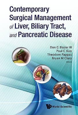 Portada del libro 9789814293051 Contemporary Surgical Management of Liver, Biliary Tract, and Pancreatic Disease