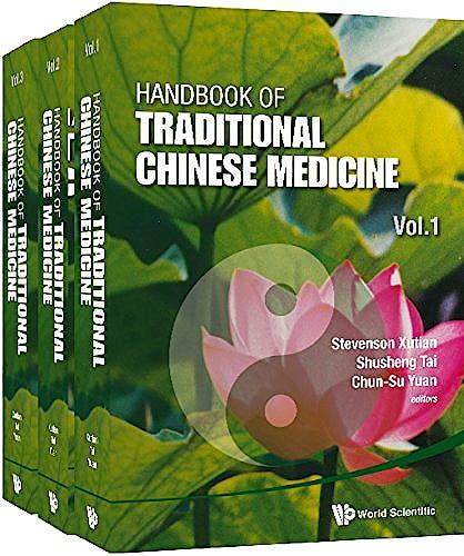 Portada del libro 9789814293815 Handbook of Traditional Chinese Medicine, 3 Vols.
