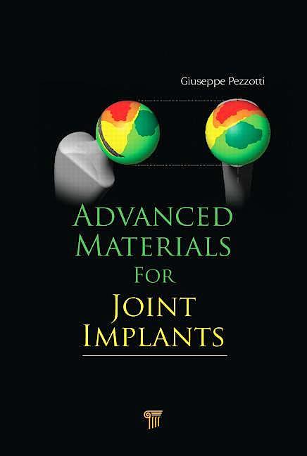 Portada del libro 9789814316880 Advanced Materials for Joint Implants