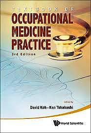 Portada del libro 9789814329576 Textbook of Occupational Medicine Practice