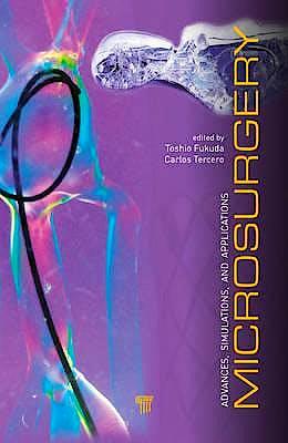 Portada del libro 9789814364690 Microsurgery: Advances, Simulations and Applications