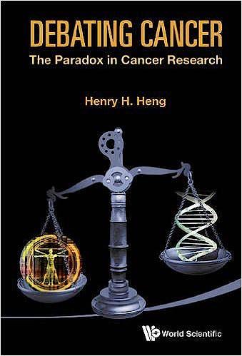 Portada del libro 9789814520843 Debating Cancer. the Paradox in Cancer Research