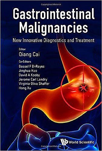Portada del libro 9789814618984 Gastrointestinal Malignancies. New Innovative Diagnostics and Treatment