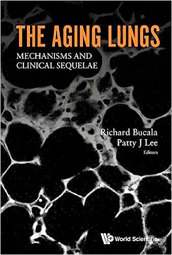 Portada del libro 9789814635004 The Aging Lungs. Mechanisms and Clinical Sequelae