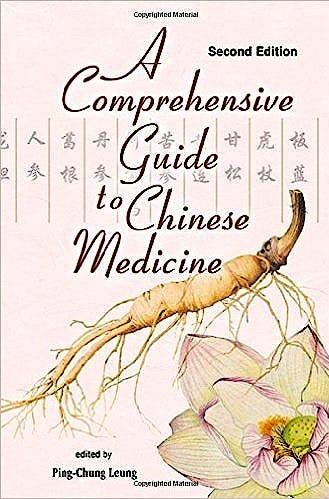 Portada del libro 9789814667074 A Comprehensive Guide to Chinese Medicine