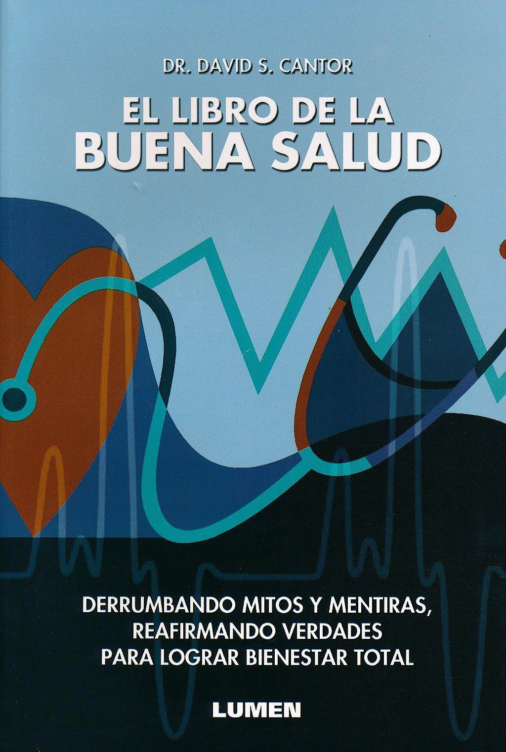 Portada del libro 9789870009948 El Libro de la Buena Salud