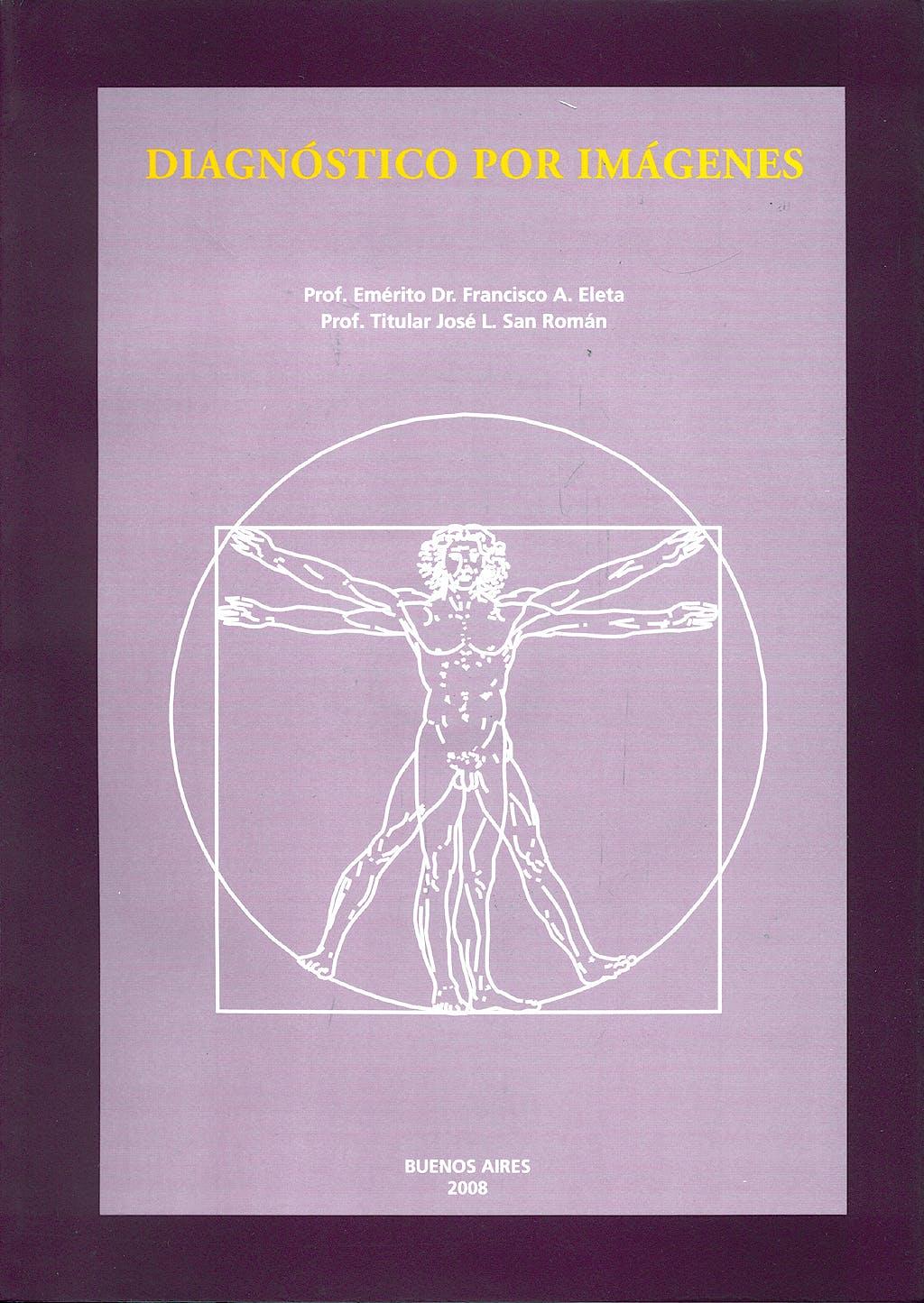 Portada del libro 9789870550501 Diagnostico por Imagenes + Cd