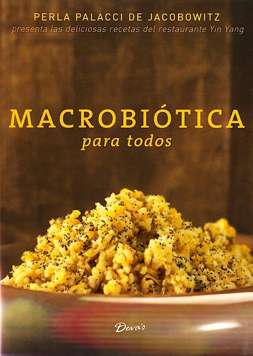 Portada del libro 9789871102587 Macrobiotica para Todos