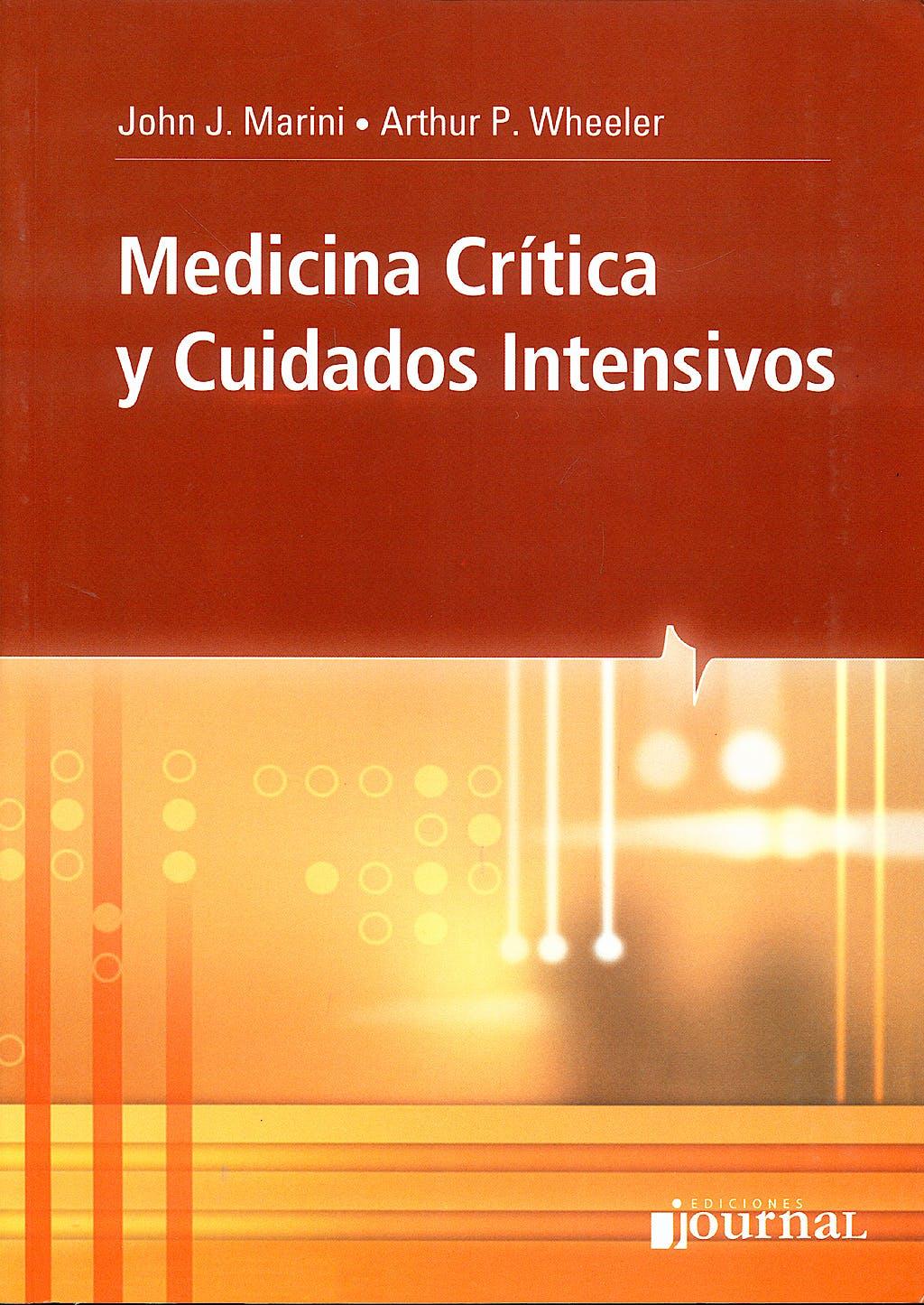 Portada del libro 9789871259205 Medicina Critica y Cuidados Intensivos