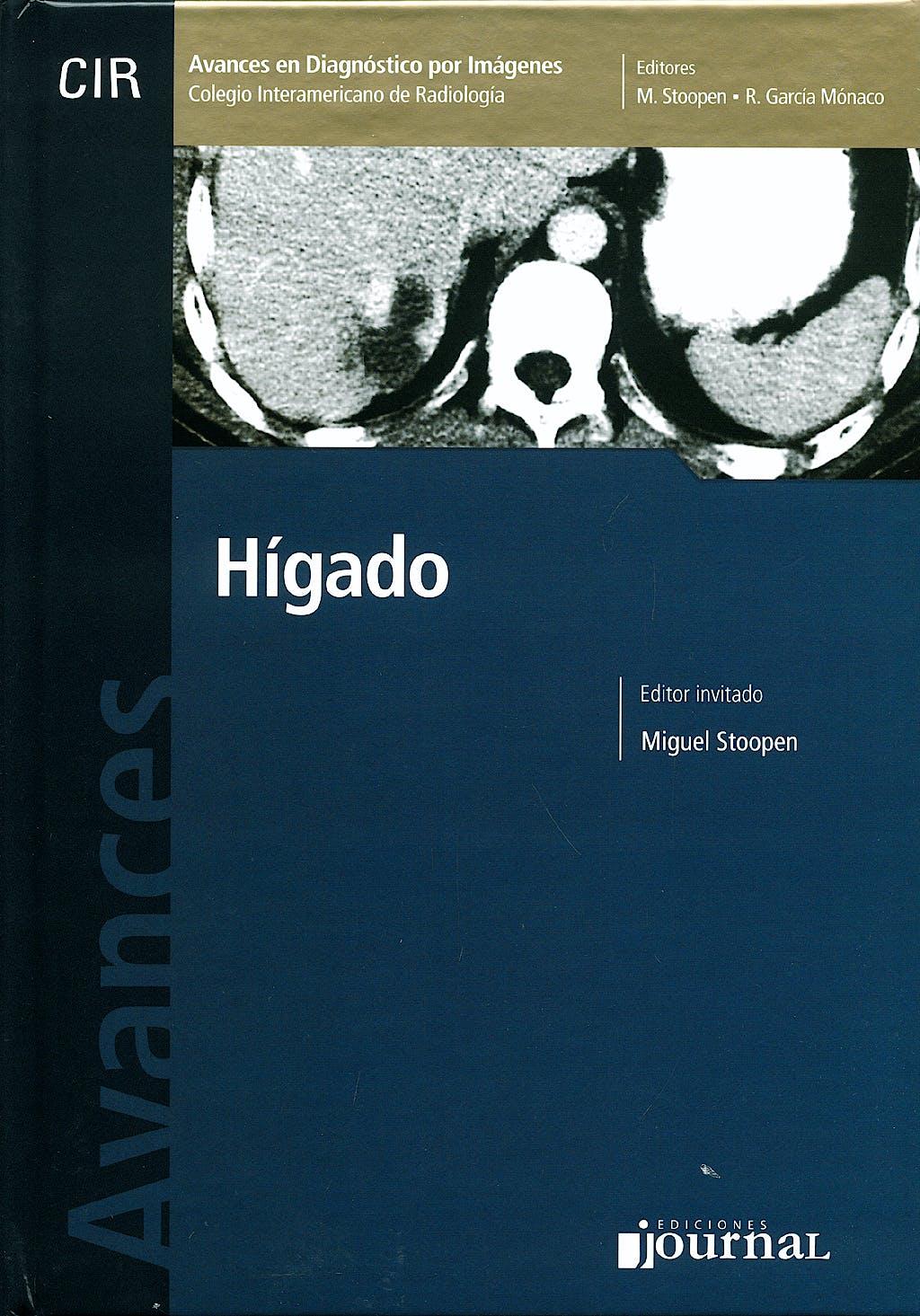 Portada del libro 9789871259212 Avances en Diagnóstico por Imágenes 1: Hígado (CIR, Colegio Interamericano de Radiología)