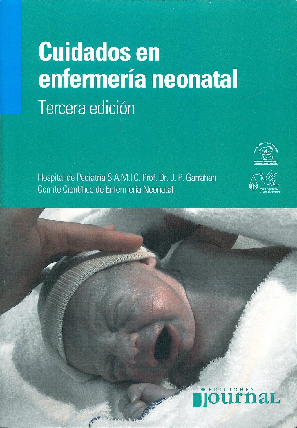 Portada del libro 9789871259236 Cuidados en Enfermería Neonatal