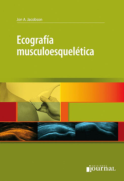 Portada del libro 9789871259410 Ecografía Musculoesquelética