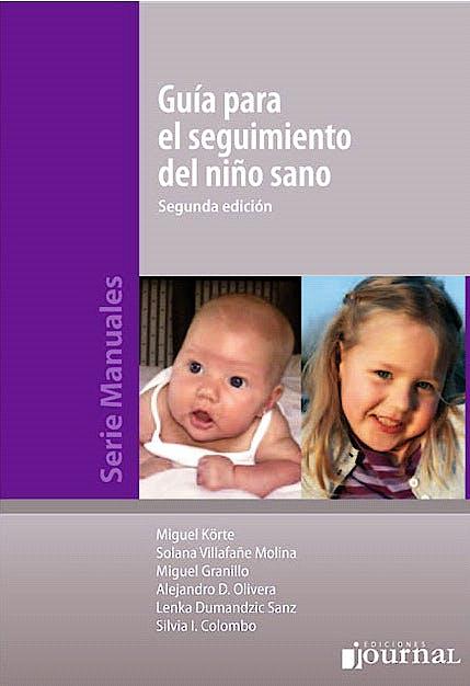 Portada del libro 9789871259748 Guía para el Seguimiento del Niño Sano