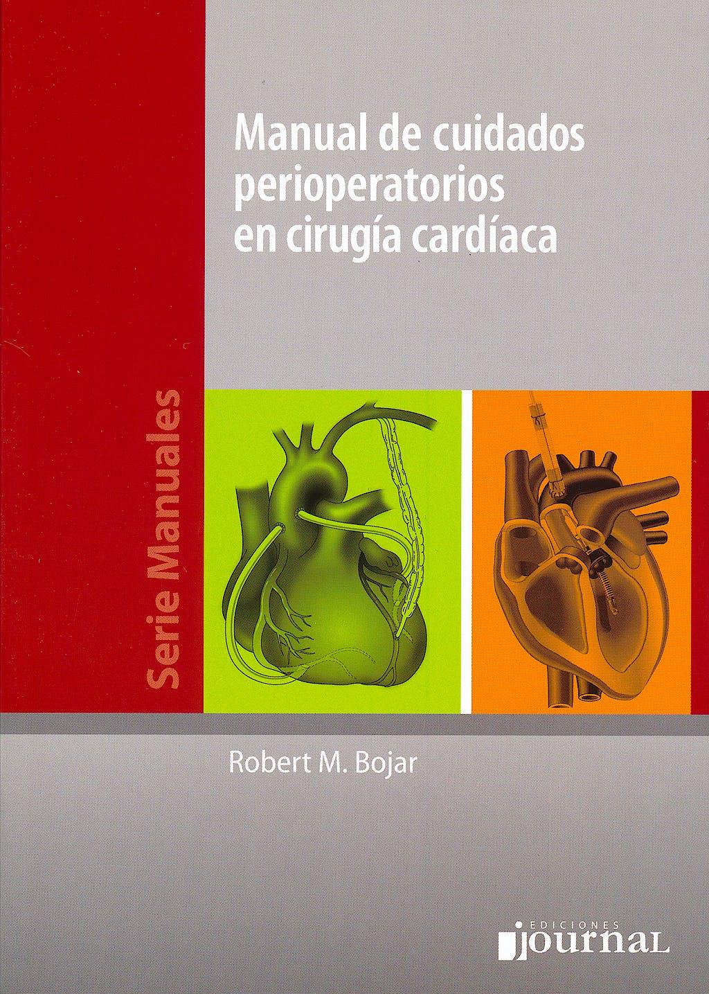 Portada del libro 9789871259809 Manual de Cuidados Perioperatorios en Cirugía Cardíaca