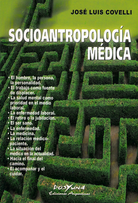 Portada del libro 9789871573493 Socioantropología Médica