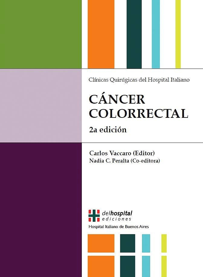 Portada del libro 9789871639151 Cancer Colorrectal