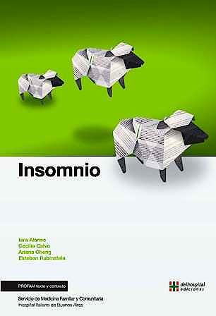 Portada del libro 9789871639823 Insomnio