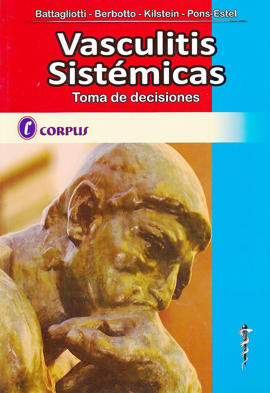 Portada del libro 9789871860111 Vasculitis Sistemicas. Toma de Decisiones