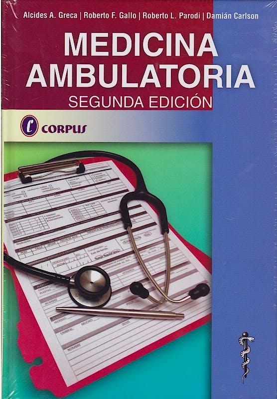 Portada del libro 9789871860296 Medicina Ambulatoria