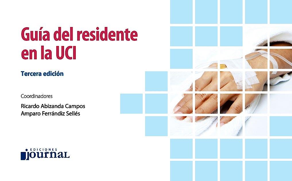 Portada del libro 9789871981007 Guía del Residente en la UCI