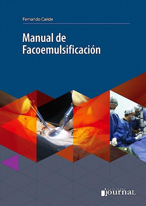 Portada del libro 9789871981267 Manual de Facoemulsificación