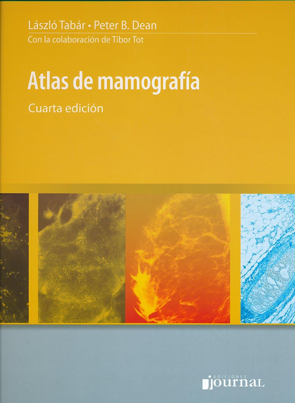 Portada del libro 9789871981335 Atlas de Mamografía