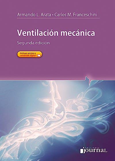 Portada del libro 9789871981878 Ventilación Mecánica