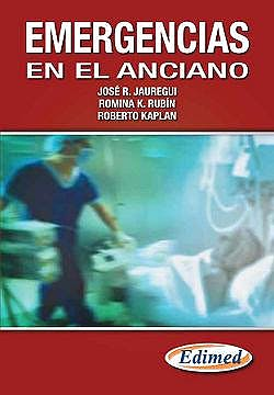 Portada del libro 9789872530372 Emergencias en el Anciano