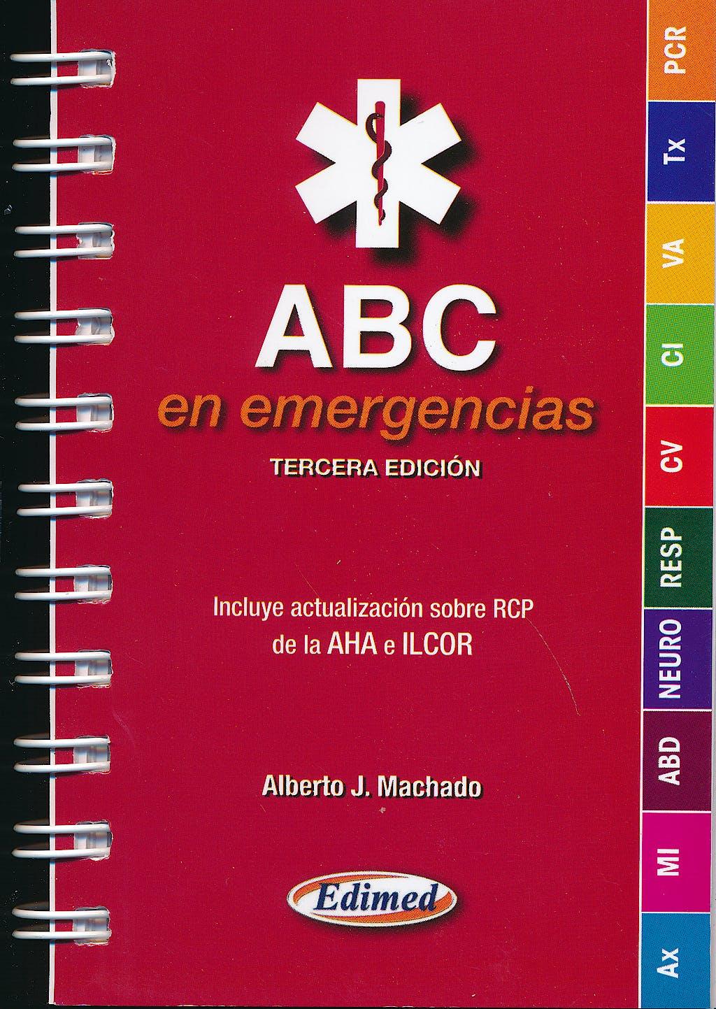 Portada del libro 9789872871130 Abc en Emergencias