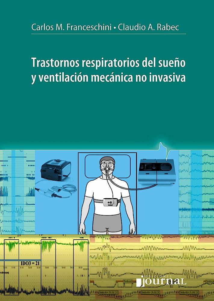 Portada del libro 9789873954078 Trastornos Respiratorios del Sueño y Ventilación Mecánica no Invasiva