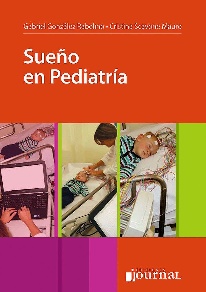 Portada del libro 9789873954542 Sueño en Pediatría