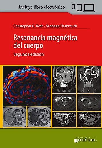 Portada del libro 9789873954771 Resonancia Magnética del Cuerpo + E-Book