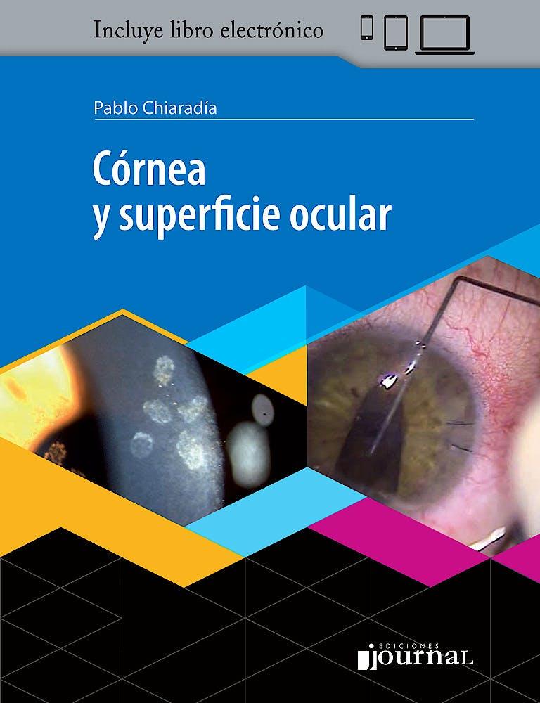 Portada del libro 9789873954894 Córnea y Superficie Ocular (Libro + Libro Electrónico)