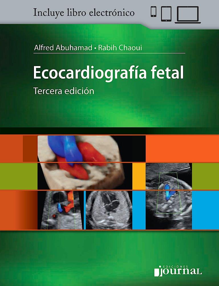 Portada del libro 9789873954979 Ecocardiografía Fetal